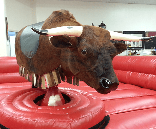 Image result for mechanical bull