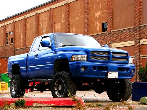 3 Lift 2002 3 Suspension Body Inch Lift Inch Kit Durango Dodge