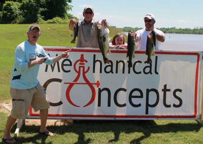 Fourth Annual Bass Tournament