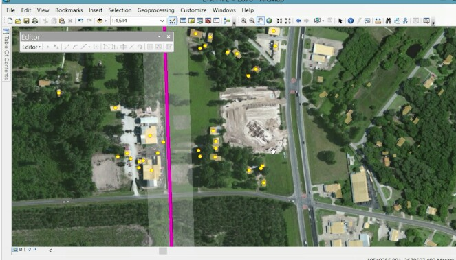 GIS data management in oil and gas industry