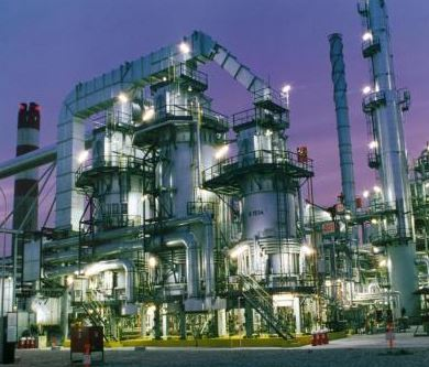 mechanical engineer at petrochemical industry