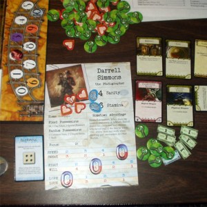Arkham Horror, Second Edition