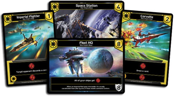 Star Realms Yellow