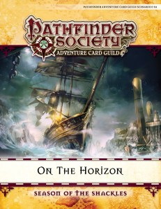 Pathfinder Organized Play