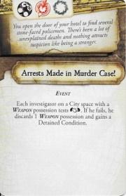 Eldritch Horror Mythos Card