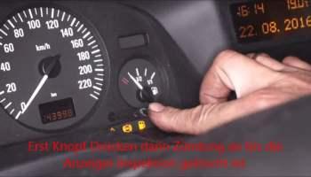 opel meriva inspektion zurücksetzen - mechaniker24