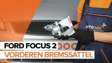 Ford Focus 2 Bremssattel vorne