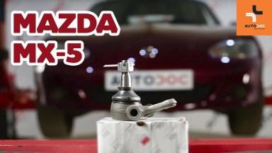 Mazda MX-5 Traggelenk