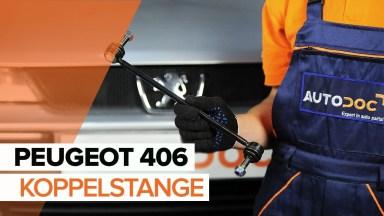 Peugeot 406 Koppelstange vorne