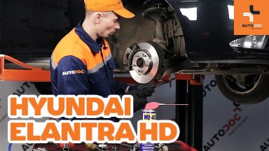 Hyundai Elantra HD Koppelstange