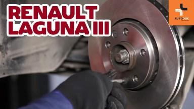 Renault Laguna 3 Bremsen