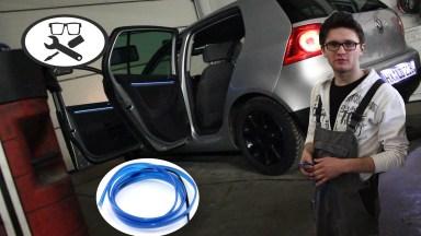 Volkswagen Golf5 Ambientebeleuchtung