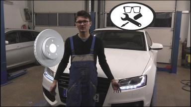 Audi A5 Bremsen vorne