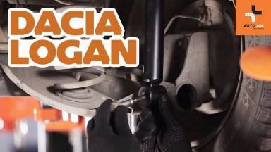 Dacia Logan 1 Stoßdämpfer