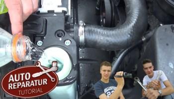 BMW 5er E39 Kuhlsystem Entluften