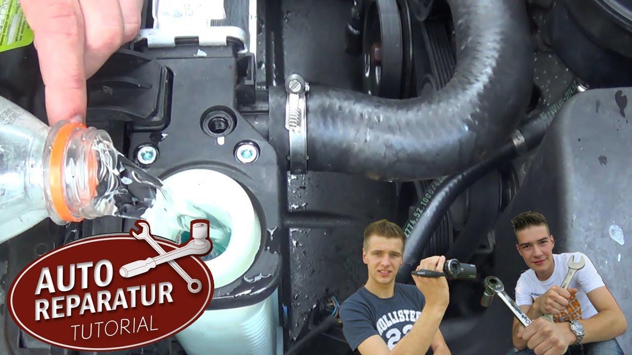 Bmw 5er E39 Kühlsystem Entlüften Mechaniker24