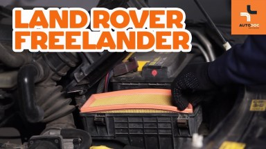 Land Rover Freelander 1 Luftfilter
