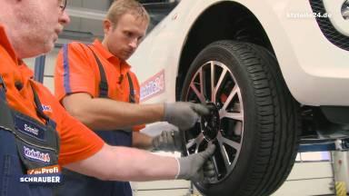 Volkswagen Up Spurverbreiterung