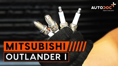 Mitsubishi Outlander 1 Zündkerze vorne