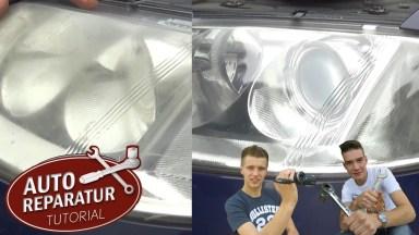 Volkswagen Passat Scheinwerfer