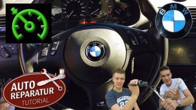 BMW 3er E46 Multifunktionslekrad