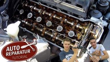 BMW 5er E39 6 Zylinder Ventildeckeldichtung