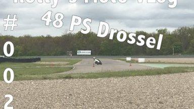 Motorrad Universal 48 PS Drossel