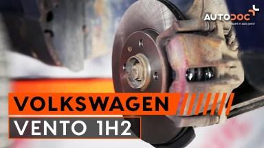 Volkswagen Vento 1H2 Bremsen vorne