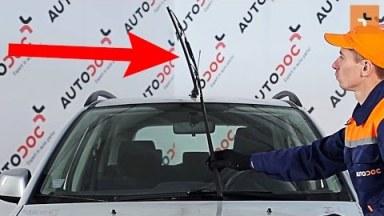Suzuki SX4 Scheibenwischer vorne
