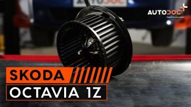 Skoda Octavia 1Z Innenraumgebläse
