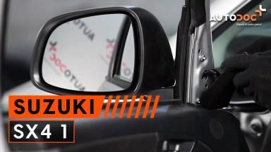 Suzuki SX4 Außenspiegel