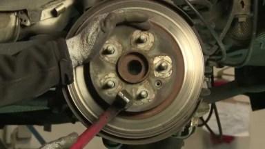 Opel Insignia Bremsen hinten