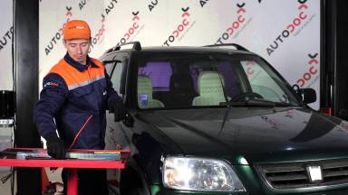 Honda CR-V 1 Scheibenwischer vorne