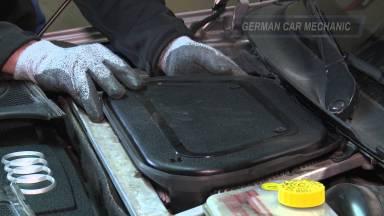 Audi A8 Innenraumfilter