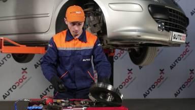 Peugeot 307 Bremsen vorne