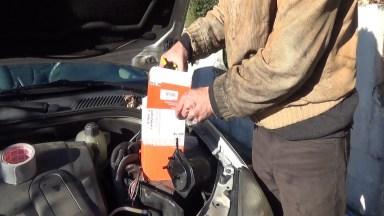 Renault Clio 2 Kraftstofffilter