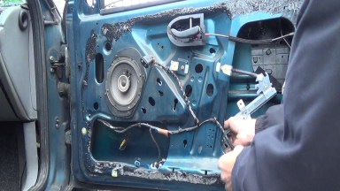 Ford Mondeo elektrischen Fensterheber