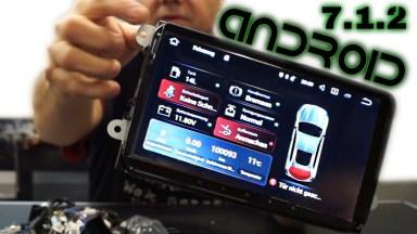 Volkswagen Tiguan Androidradio