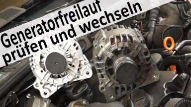 Volkswagen Golf Lichtmaschine