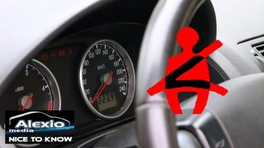 Ford Mondeo 3 Gurtwarner