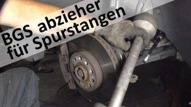 Volkswagen Caddy Spurstange