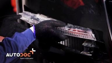 Audi Q7 4L Blinklichtlampe vorne