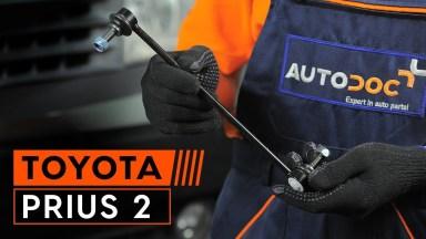 Toyota Prius 2 Koppelstange vorne