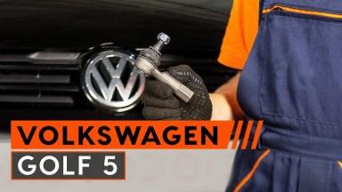 Volkswagen Golf 5 Spurstangenkopf