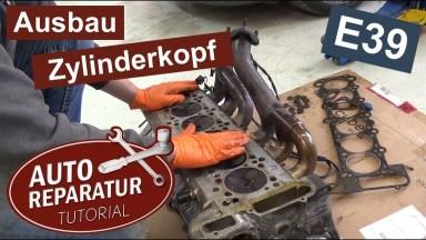 BMW 5er E39 Zylinderkopfdichtung