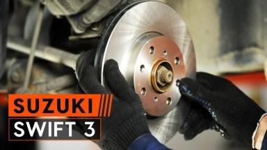 Suzuki Swift 3 Bremsen vorne