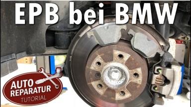 BMW X5 E70 Bremsbeläge hinten