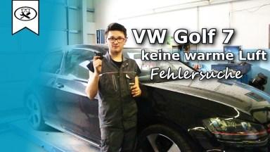 Volkswagen Golf 7 Stellmotor