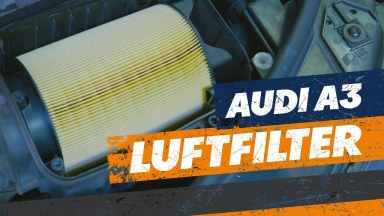 Audi A3 Luftfilter