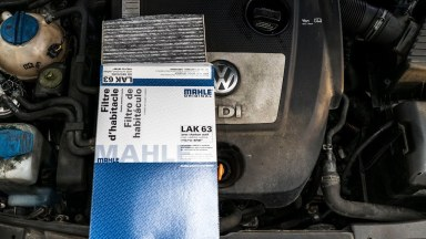 Volkswagen Golf 4 Innenraumfilter